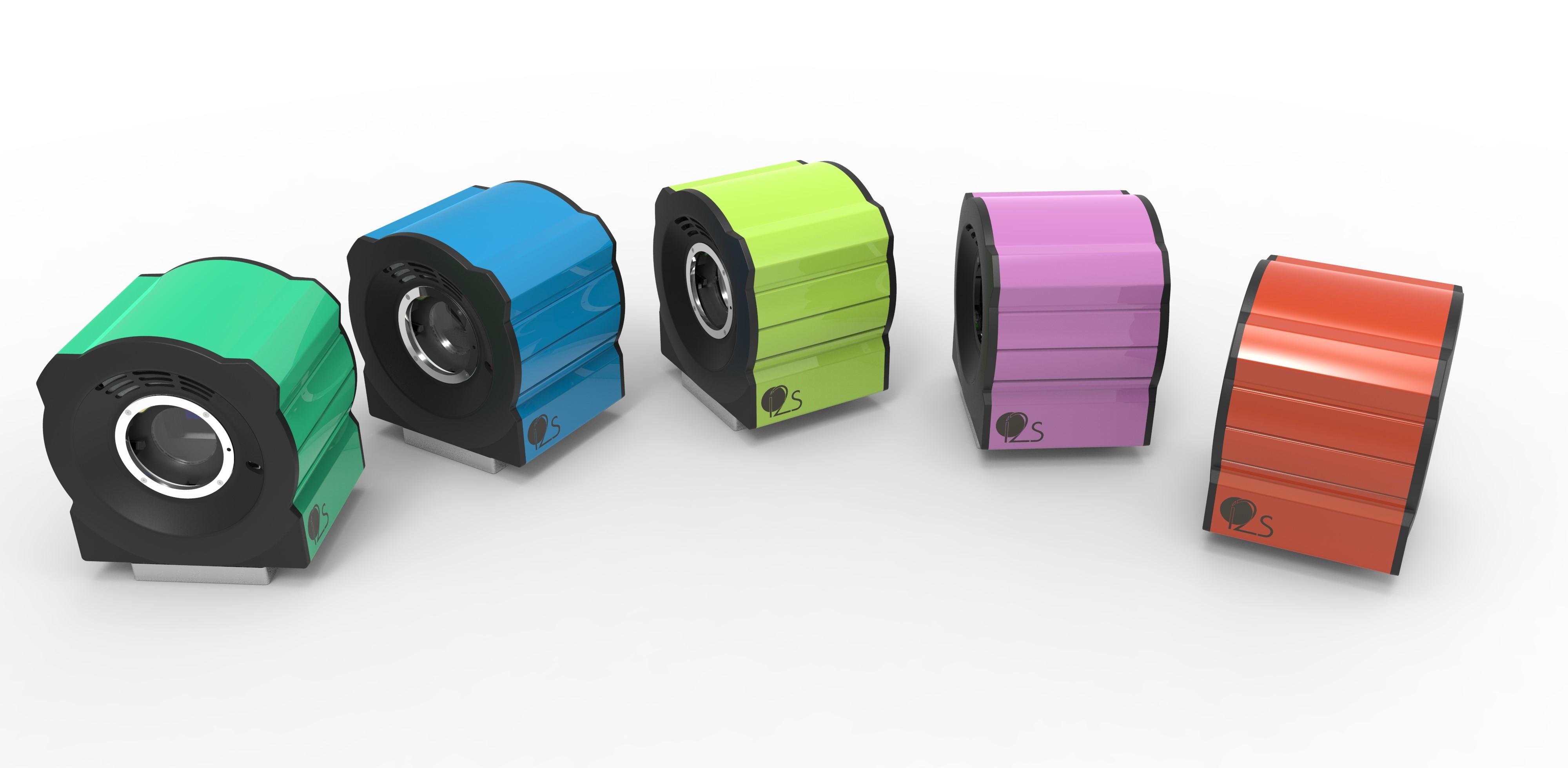 i2S eScan Open System kamera modul